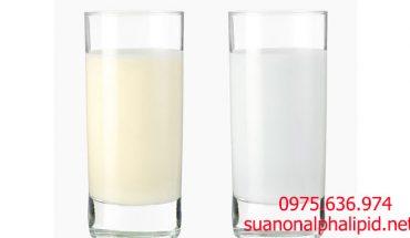 phân-biệt-sữa-non-và-sữa-thường