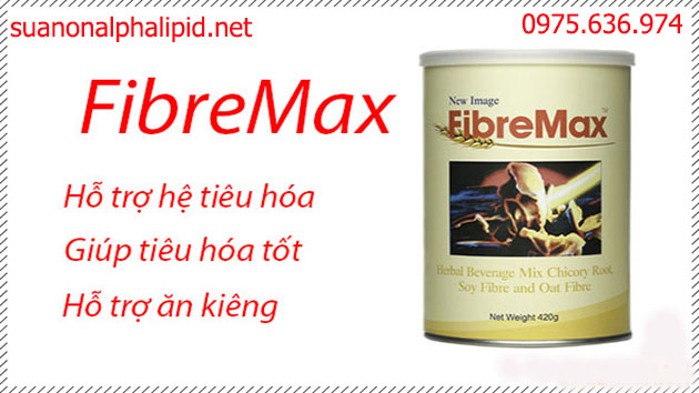 Fibre Max - giải pháp bổ sung chất xơ