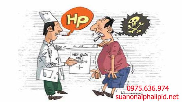 Nhiễm khuẩn đường ruột Hp