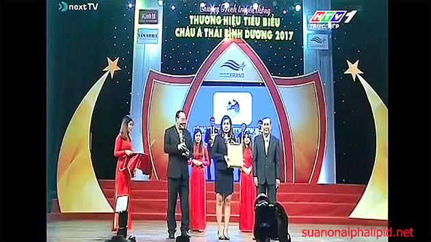 Tập đoàn New Image nhận thưởng thương hiệu tiêu biểu Châu Á - Thái Bình Dương 2017